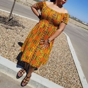 Dresses & Skirts - African dress